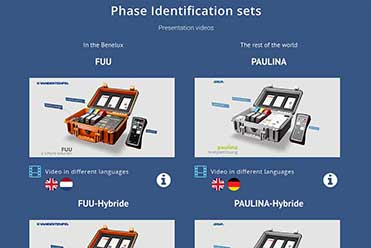 FUU - Phase Identification sets product webpage